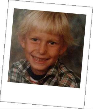 René was als kleine jongen al gek op de natuur en het buitenleven