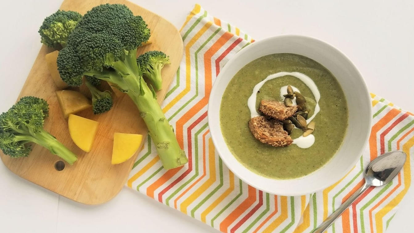 broccoli aardappelsoep